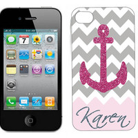 iPhone 5 Case  Personalized Phone Case  Monogrammed by EliteCases