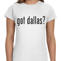 Got Dallas Cameron Magcon Tour Ladies Softstyle Junior Fit Tee Cotton Jersey Knit Gift Shirt