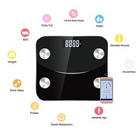 Body Fat Monitors Smart BMI Scale BT Connection Fat Scale Body Fat Weigh Composition