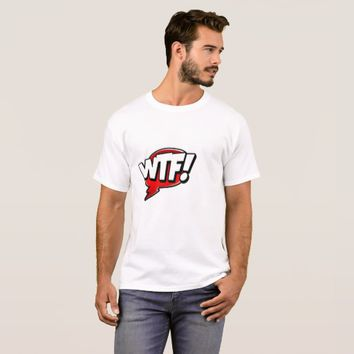 (WTF) Anger T-Shirt