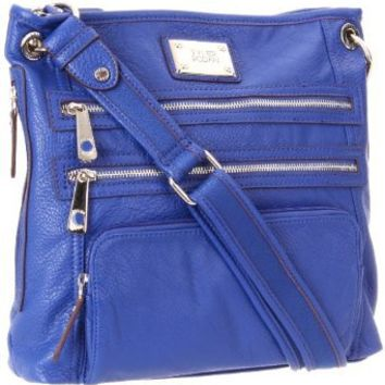 Tyler Rodan Kingston Cross Body,Royal Blue,One Size