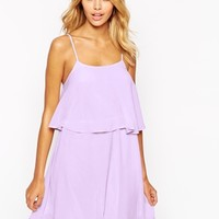 Fashion Union Cami Layer Dress