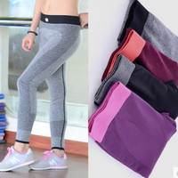 Solid Colored Workout Leggings