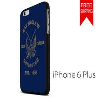 RAVENCLAW QUIDDITCH TEAM CAPTAIN iPhone 6 Plus Case