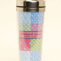 Accessories: Patchwork Thermos - Vineyard Vines