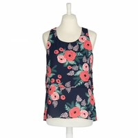 Poppy Tank Spanish Rose by RIFLE PAPER Co. | Imported