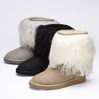 Furry-cuff Boot - UGG® Australia - Victoria's Secret
