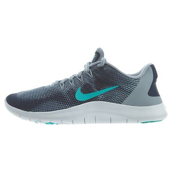 Nike Green Athletic Shoes Nike Flex Womens Style :AA7408
