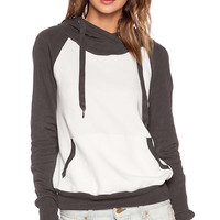 NSF Lisse Sweatshirt in White