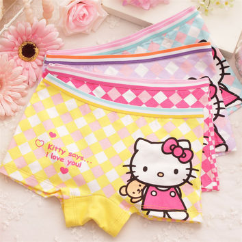 Kids Underwear 2pcs/lot Kids Panties Child's Underwear For Girls Underpants Shorts For Nurseries Children's boxers A2020