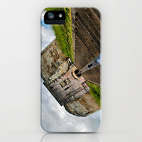 York Castle iPhone & iPod Case by Karl Wilson Photography