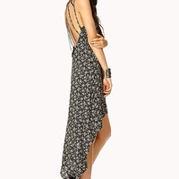 Prairie Life High-Low Dress | FOREVER 21 - 2000076158