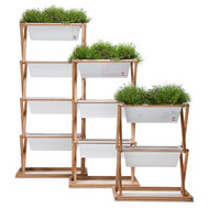 Vertical Garden INDOOR-OUTDOOR by URBANATURE made in Germany on CrowdyHouse
