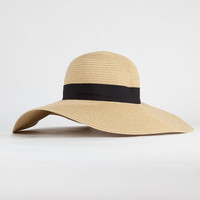 Straw Womens Floppy Hat 192939498 | Hats | Tillys.com