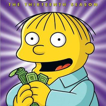 The Simpsons: The Complete Thirteenth Season (DVD)