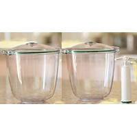 Power Fresh 14 cup duo value pack by Vacuware, 2 of 14 cup fresh container and 1 fresh pump