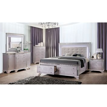 Merauke Panel Configurable Bedroom Set