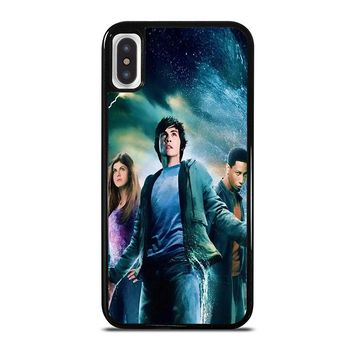 PERCY JACKSON iPhone X Case Cover