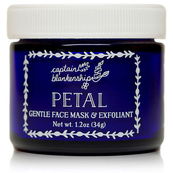 Captain Blankenship Petal Gentle Flower Face Mask - Dermstore