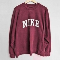 PEAPJ1A NIKE casual fashion long-sleeved sports top pullover F
