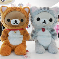 JapanLA - Rilakkuma Kitty 16 In Plush