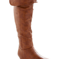 Gather Around the Fireplace Boot | Mod Retro Vintage Boots | ModCloth.com