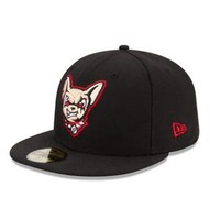 El Paso Chihuahuas HAT-ON-FIELD HOME CAP