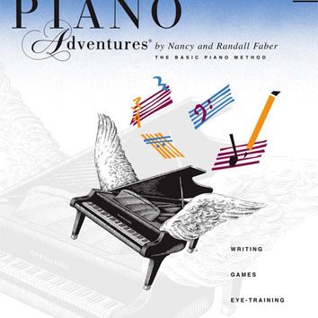 Faber Piano Adventures® Level 2A – Theory Book – 2nd Edition