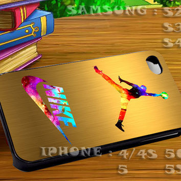 Jordan Nike Nebula For iphone 4 iphone 5 samsung galaxy s4 / s3 / s2 Case Or Cover Phone.