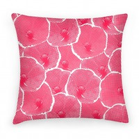 Pink Poppy Flower Pattern