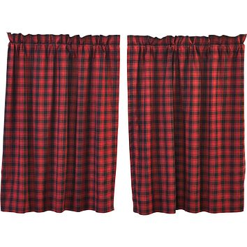 Cumberland Tier Curtains 36""