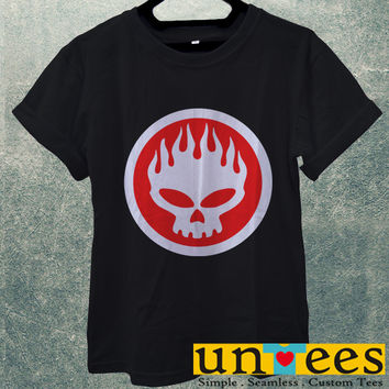 Low Price Men's Adult T-Shirt - The Offspring Logo design