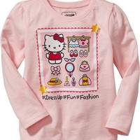 Old Navy Hello Kitty Tees For Baby