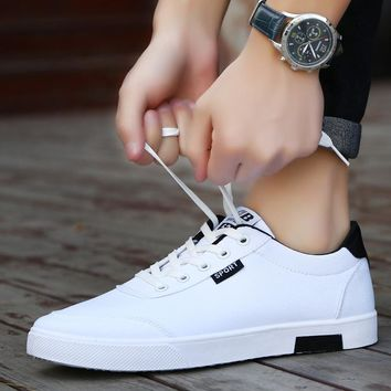New Men's Cool Light Weight Skateboarding Sneakers