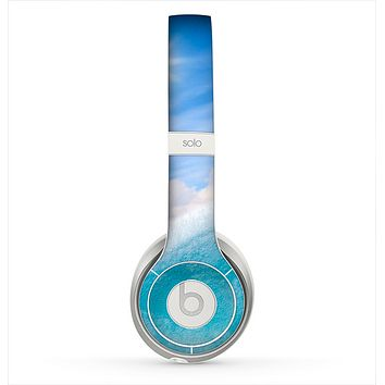 The Sunny Day Waves Skin for the Beats by Dre Solo 2 Headphones