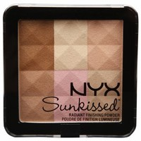 NYX Radiant Finishing Powder, Sunkissed