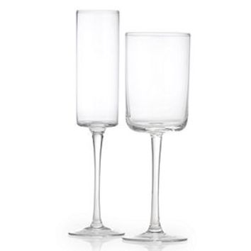 Laurel Stemware - Sets of 4 | Gifts for the Bar | Gifts | Z Gallerie