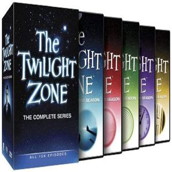 The Twilight Zone: The Complete Collection (DVD)