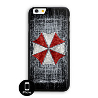 Resident Evil Umbrella Corporation iPhone 6 Case