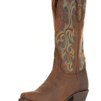 Justin Women's Sorrel Apache Boot - L2552