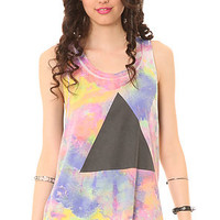 Chaser The Tie Dye Pyramid Tank : Karmaloop.com - Global Concrete Culture