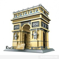 Arc de Triomphe - Lego Compatible Set