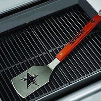 Dallas Cowboys NFL Grilling Flipper Bottle Opener Sportula BBQ Spatula - NEW