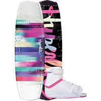 Hyperlite 2013 Jade w/ Blur Boot (Hyperlite 13JadeBlur), Women's Wakeboard & Binding Packages | BuyWake.com