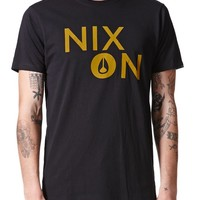 Nixon Everist T-Shirt - Mens Tee