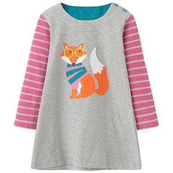 Girl's Fox Dress
