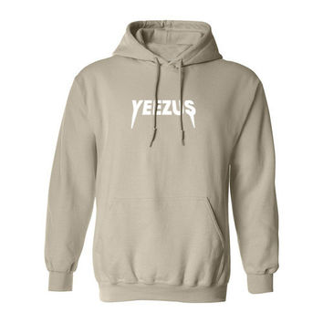 classic cotton hoodie - Grey Yeezy by Kanye West Outlet In China Clearance Sale JEOgrHos