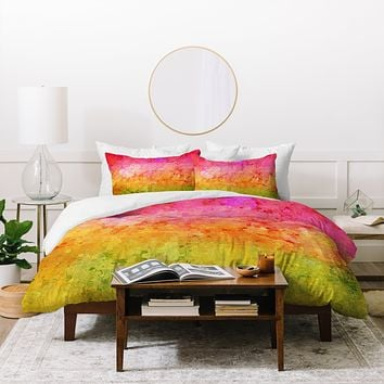 Ingrid Padilla Candy Colors Duvet Cover