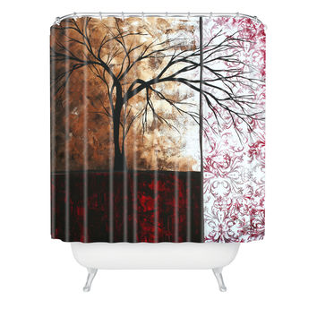 Madart Inc. Melodrama Shower Curtain