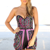 Fiesta Playsuit | SABO SKIRT
